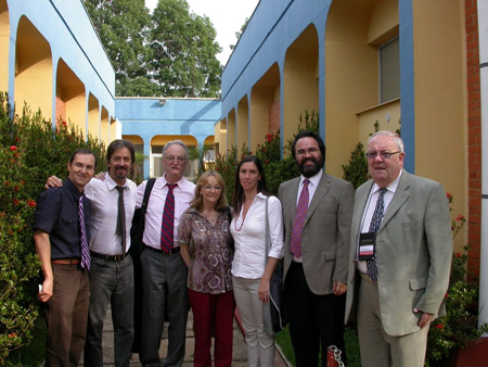 Invited speakers at the Symposium on Animal Models and Cryopreservation, CEMIB-UNICAMP, Nov 25-26, 2010
