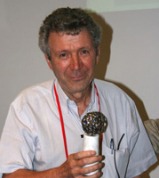 Charles Babinet at the TT2007 Meeting, Brisbane, February 2007