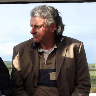 A. Francis Stewart at the NorIMM meeting, June 2009
