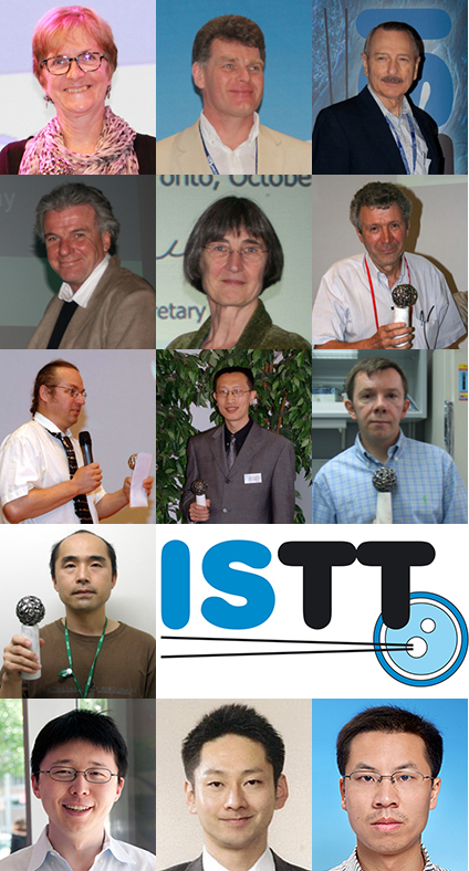 ISTT Awarded Scientists (2001-2014). Outstanding researchers in the field of Transgenic Technologies that have been awarded the ISTT Prize or the ISTT Young Investigator Award