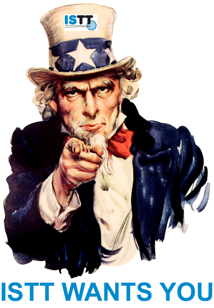 The ISTT wants you!