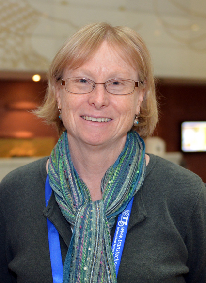 Jan Parker-Thornburg has served as ISTT council member from 2006 to May 31, 2013