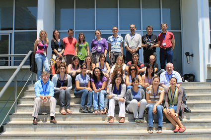 Report from the 2011 Course on Rodents Genetics at Institut Pasteur-Montevideo