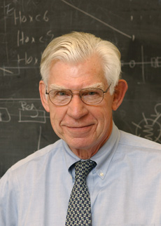 Francis (Frank) Ruddle (from Yale Univ. web site, picture by Michael Marsland)