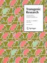 Scientific Journal: Transgenic Research, associated with ISTT