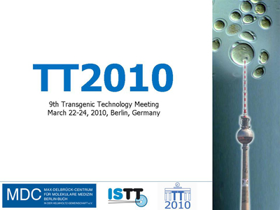 Selected Talks from the TT2010 meeting available from the ISTT web site