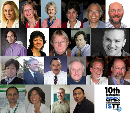 TT2011 meeting: invited speakers