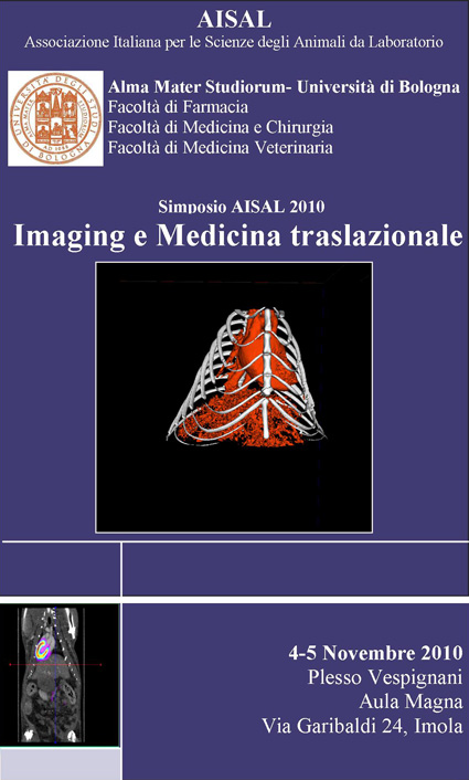 ISTT will be present at the 2010 AISAL Symposium on Imaging and Medicina Translazionale
