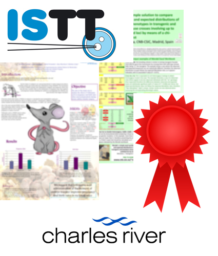 ISTT Best Poster Awards at TT meetings sponsored by Charles River
