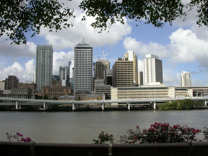 Brisbane in 2007, at the time of the TT2007 meeting