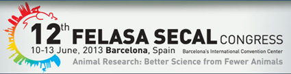 ISTT will be present at the FELASA-2013 Congress in Barcelona