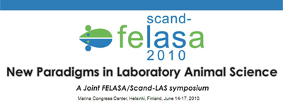 Scand-FELASA 2010 meeting